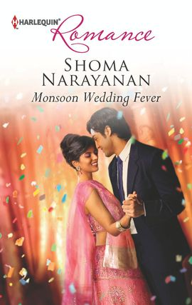 REVIEW:  Monsoon Wedding Fever by Shoma Narayanan