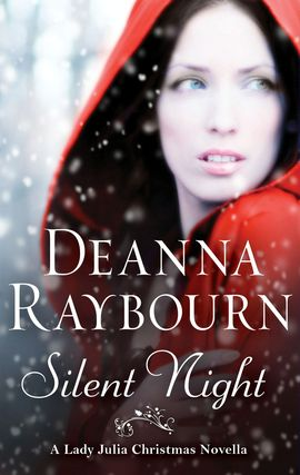 REVIEW:  Silent Night: A Lady Julia Christmas Novella by Deanna Raybourn