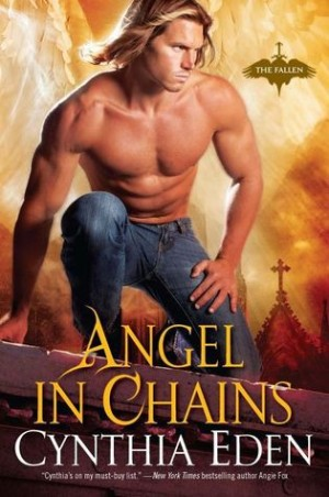 REVIEW:  Angel in Chains by Cynthia Eden
