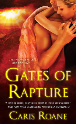 REVIEW:  Gates of Rapture by Caris Roane