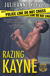 REVIEW:  Razing Kayne by Julieanne Reeves