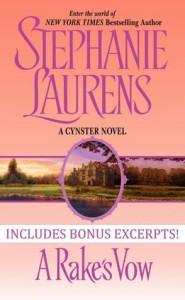 A Rake's Vow with Bonus Material nookbook A Rake's Vow with Bonus Material by     Stephanie Laurens
