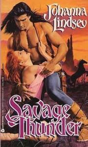 Savage Thunder Johanna Lindsey