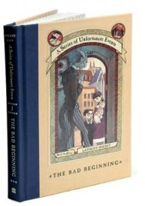 The Bad Beginning: Book the First (A Series of Unfortunate Events)      by     Lemony Snicket