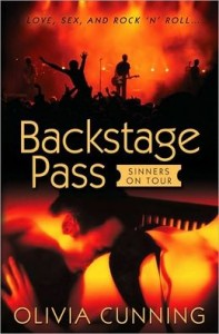 Backstage Pass (Sinners on Tour Series #1)      by     Olivia Cunning