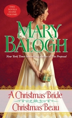 JOINT REVIEW:  A Christmas Bride by Mary Balogh