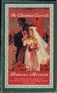 REVIEW:  The Christmas Carrolls by Barbara Metzger