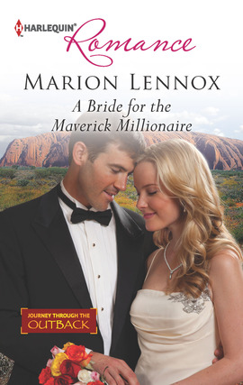 REVIEW:  A Bride for the Maverick Millionaire by Marion Lennox