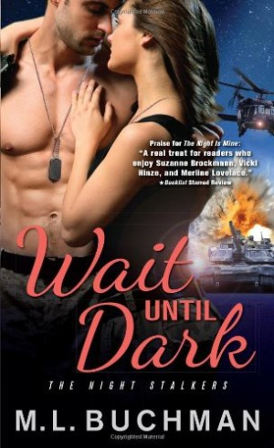 REVIEW:  Wait Until Dark by M.L. Buchman