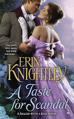 REVIEW:  A Taste of Scandal by Erin Knightley