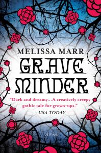 Melissa Marr Graveminder