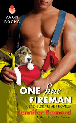 REVIEW:  One Fine Fireman by Jennifer Bernard