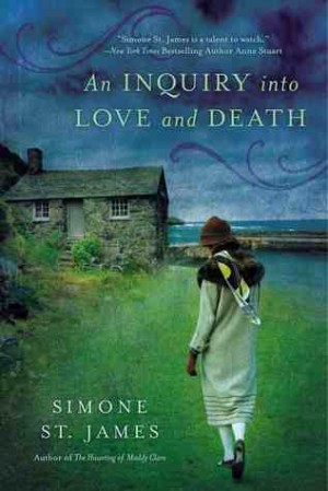 REVIEW:  Inquiry into Love and Death by Simone St. James