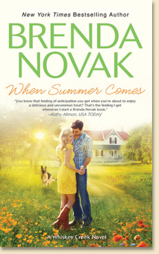 REVIEW:  When Summer Comes by Brenda Novak