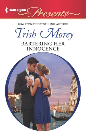 REVIEW:  Bartering Her Innocence by Trish Morey