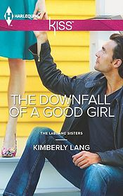 REVIEW:  Downfall of a Good Girl by Kimberly Lang