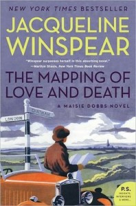 The Mapping of Love and Death (Maisie Dobbs Series #7)      by     Jacqueline Winspear