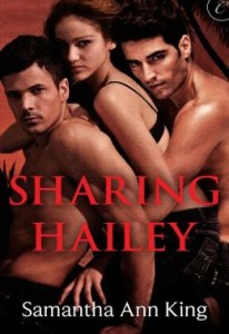 Sharing Hailey by Samantha Ann King