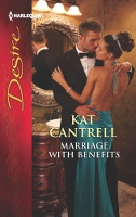 Debut Print Book: MARRIAGE WITH BENEFITS by Kat Cantrell