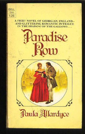 REVIEW:  Paradise Row by Paula Allardyce