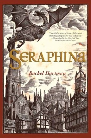 REVIEW:  Seraphina by Rachel Hartman
