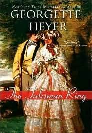 REVIEW:  The Talisman Ring by Georgette Heyer