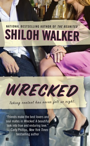ARC Giveaway: Wrecked by Shiloh Walker