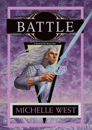 REVIEW:  Battle by Michelle West