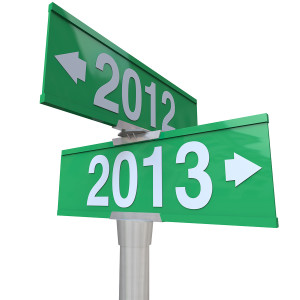 A review of the 2012 publishing predictions