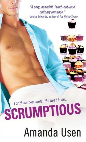 REVIEW:  Scrumptious by Amanda Usen