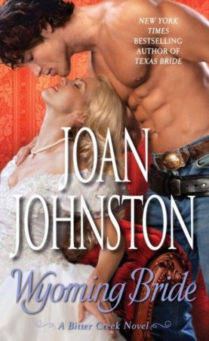 REVIEW:  Wyoming Bride by Joan Johnston