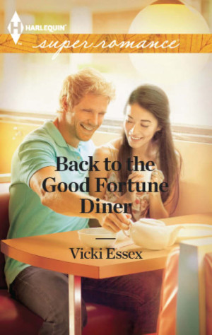 REVIEW:  Back to the Good Fortune Diner by Vicki Essex