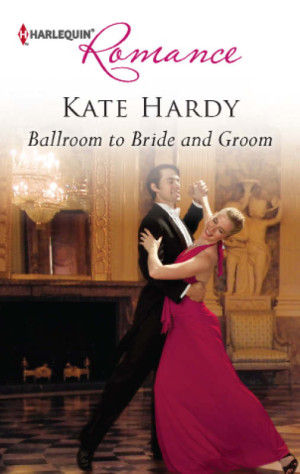 REVIEW:  Ballroom to Bride and Groom by Kate Hardy