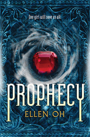 REVIEW:  Prophecy by Ellen Oh
