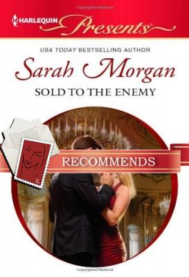 REVIEW:  Sold To The Enemy by Sarah Morgan