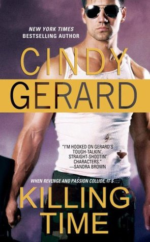 REVIEW:  Killing Time by Cindy Gerard