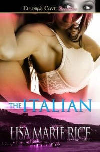 The Italian by Lisa Marie Rice
