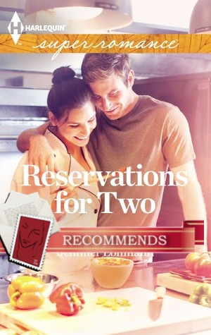 REVIEW:  Reservations for Two by Jennifer Lohmann