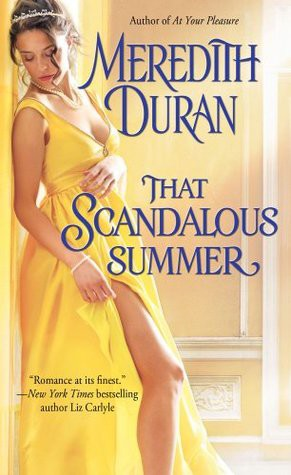 REVIEW:  That Scandalous Summer by Meredith Duran