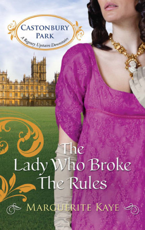 REVIEW:  The Lady Who Broke the Rules by Marguerite Kaye