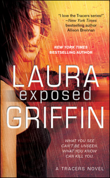 REVIEW:  Exposed by Laura Griffin