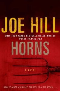 Horns: A Novel  by Joe Hill