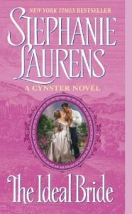 The Ideal Bride (Cynster Novels)  by Stephanie Laurens