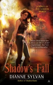 Shadow's Fall (A NOVEL OF THE SHADOW WORLD) by Dianne Sylvan