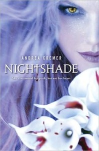 Nightshade (Nightshade Series #1)      by     Andrea Cremer