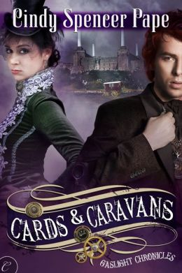 REVIEW:  Cards & Caravans by Cindy Spencer Pape