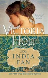 REVIEW:  India Fan by Victoria Holt