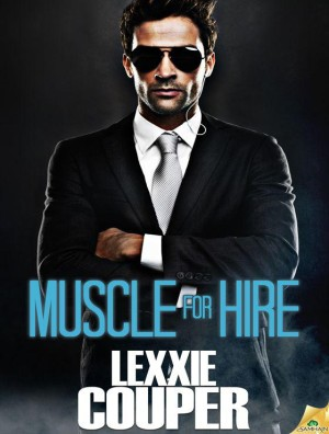 REVIEW:  Muscle for Hire by  Lexxie Couper