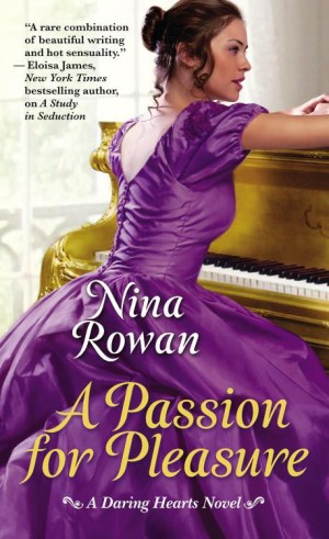 REVIEW:  A Passion for Pleasure by Nina Rowan