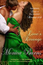 REVIEW:  Love's Revenge by Monica Burns